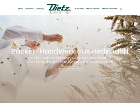 Bäckerei Dietz  in Hedendorf