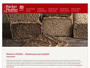 Bäckerei & Konditorei Pfeiffer GmbH & Co. KG