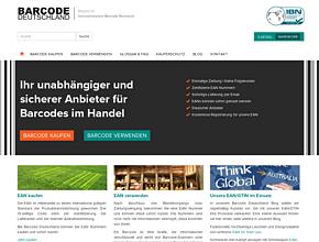 Barcode Deutschland