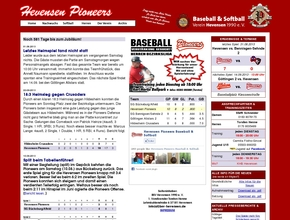 Baseball & Softball Hevensen 1990 e.V. (BSV)