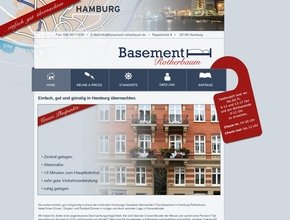 Basement-Rotherbaum - Pension