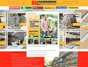 Baufachzentrum Hasselbring Stade - Bauen mit Holz