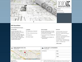 BBK Baustofflabor