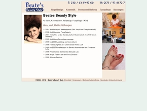 Beate's Beauty Style