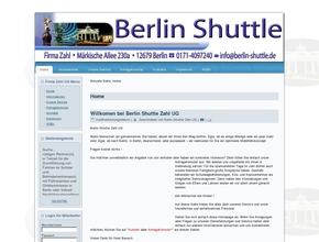 Berlin Shuttle GbR