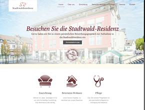 Betreutes Wohnen Essen | Stadtwaldresidenz GmbH