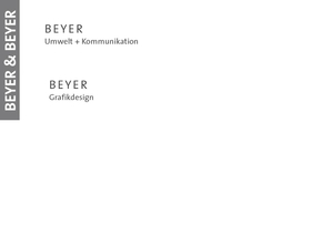 Beyer Grafikdesign