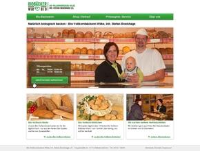 Bio-Vollkornbäckerei Wilke | Inh. Stefan Brackhage | Biobäcker