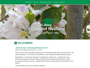 Biolandhof Cassens - Verwaltung