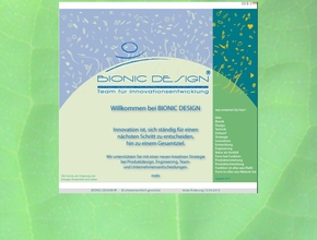 BIONIK DESIGN Michael Post