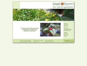 form - die gartengestalter, Garten ideen