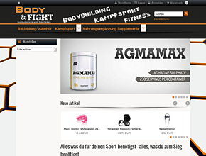 Body and Fight Supplements and Fight