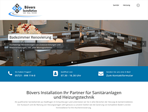 Bövers Installation