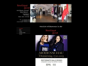 BOUTIQUE GINA | Mode Boutique Mödling