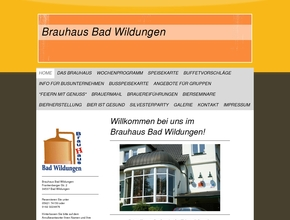 Brauhaus Bad Wildungen