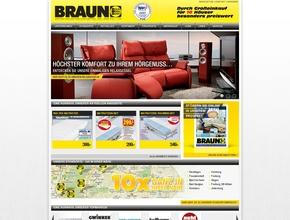 braun m bel center gmbh co kg. Black Bedroom Furniture Sets. Home Design Ideas