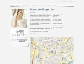 Brautmoden Renger