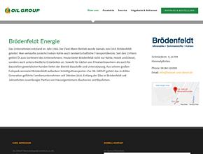 Brödenfeldt GmbH | Baustoffe | Erdarbeiten