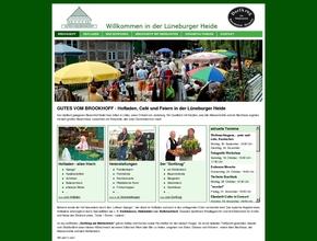 Brookhoff GbR | Biergarten | Hofcaf� | Veranstaltungen in der L�neburger Heide
