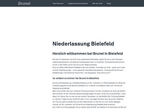 brunel bielefeld