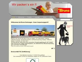 Bruns GmbH | Kartonagen | Göttingen |