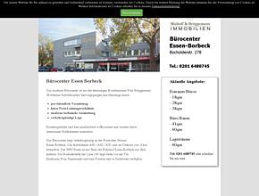 Bürovermietung Essen | Preiswerte Büros in Essen | Büros mieten Essen