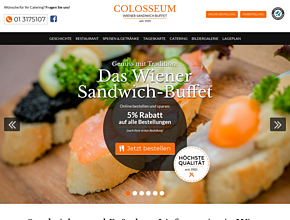 Buffet Colosseum - Catering & Restaurant