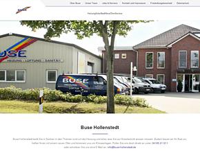 Buse GmbH Heizung - Lüftung - Sanitär - Solar - Energieberatung bei Hamburg