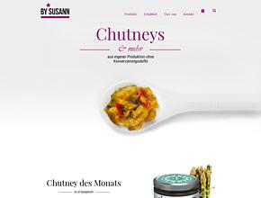 BY SUSANN | Chutneys aus eigener Produktion