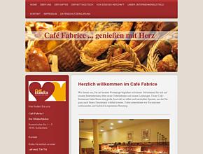 Café Fabrice - Stehling GmbH & Co KG