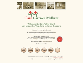Care Partner Milbret - ambulanter Pflegedienst im Herzen Bergedorfs