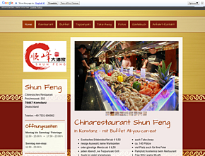 China Restaurant Shun Feng