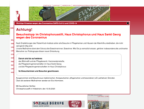 Christophorusstift Seniorenzentrum