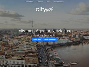 city-map Agentur Netzfokus GmbH | Internetagentur Quickborn