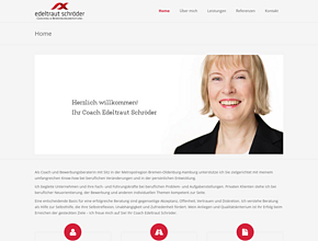 Coaching Bewerbungsberatung Edeltraut Schröder