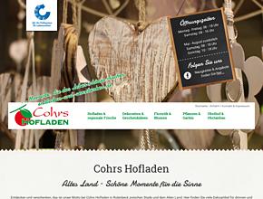 Cohrs Hofladen
