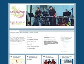 Compromiss Liveband | Musik für Stadtfeste in Sachsen | Livemusik