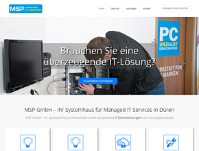 MSP GmbH - Computerreparatur Düren