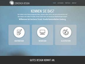 consenza:design