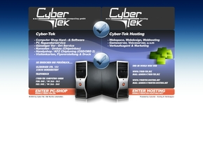Cyber-Tek Hard und Software Store