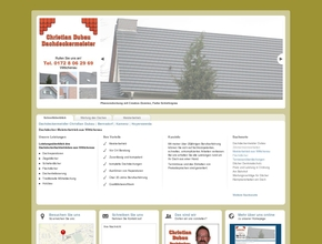 Dachdeckermeister Christian Dubau | Bernsdorf | Kamenz | Hoyerswerda