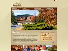 Dammschenke Jonsdorf - Hotel | Pension | Gasthof im Naturpark Zittauer Gebirge