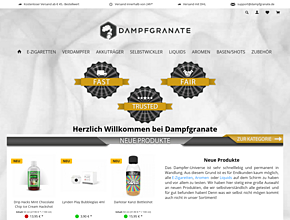 Dampfgranate
