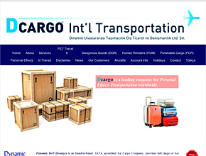 Dcargo International Pet Transportation