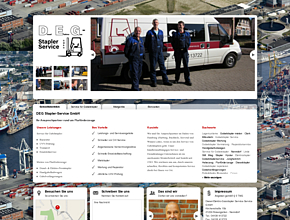DEG Stapler-Service GmbH | UVV Pr�fung | Gabelstapler | Mietger�te | Nordheide