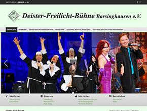 Deister-Freilicht-Bühne Barsinghausen e.V.