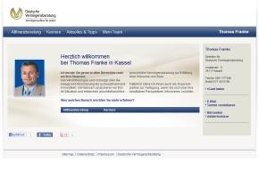 Deutsche Vermögensberatung/Thomas Franke