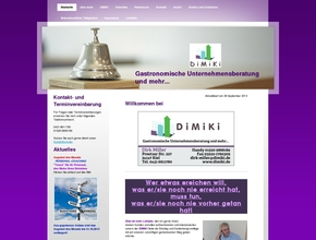 DiMiKi, Gastronomische Unternehmensberatung und mehr...