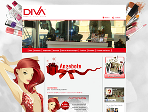 Diva Beauty Hair-Nails