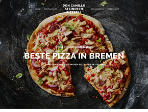 Don Camillo - Steinofen Pizzeria